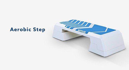 Kettler Aerobic Step für 75€ (statt 100€) oder Neopren Hantelset für 45€ (statt 100€)