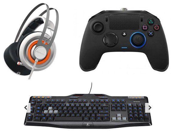 Gaming Angebote bei Comtech   z.B. Steelseries Siberia 650 Gaming Headset für 111€ (statt 149€)