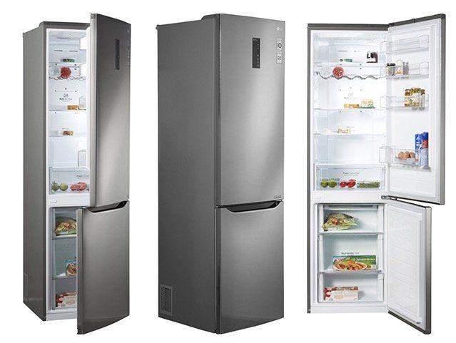 LG GBB 60 PZDFS Kühl Gefrierkombi mit A+++ und NoFrost für 649€ (statt 749€) + Altgerätmitnahme