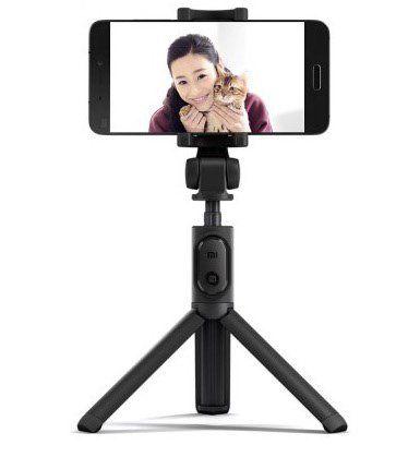 Xiaomi Selfie Stick & Tripod mit Bluetooth Fernbedienung für 11,96€ (statt 19€)