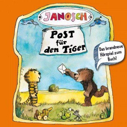 Gratis Hörspiel   Janosch, Folge 2: Post für den Tiger (statt 5,99€)