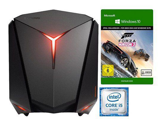 Lenovo Y710 Cube 15ISH Gaming PC mit i5, 12GB Ram, 6GB GTX 1060 für 799€ (statt 999€)
