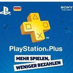 Ausverkauft! Playstation Network Card Plus 2 Jahre für 66,48€ (statt 90€)