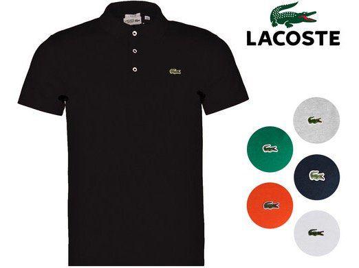 Lacoste Classic Fit und Custom Fit Poloshirts für 49,90€ (statt 65€)