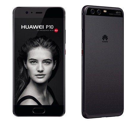Ausverkauft! Huawei P10 Smartphone mit 64GB + Android 7 für 467,91€ (statt 540€)