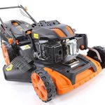 Fuxtec FX-RM2060E Benzin Rasenmäher mit Antrieb für 224,91€
