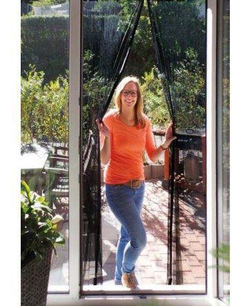 2er Pack Schellenberg Insektenschutz Magnetvorhang für Türen für 18,99€