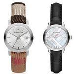Burberry Uhren Sale bei vente-privee – z.B. Burberry City BU9152 Damenuhr für 334,90€ (statt 436€)