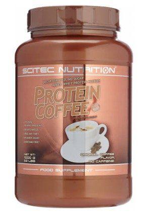 Schnell! 1kg Scitec Nutrition Protein Coffee für 5,29€ (statt 20€)   MHD 31.5.17