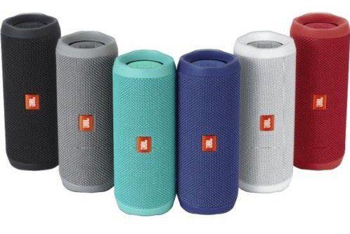 JBL Flip 4 Bluetooth Lautsprecher für 99,90€