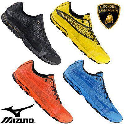 Mizuno Lamborghini Wave Kuryu Herren Sneaker für 99,95€ (statt 120€)