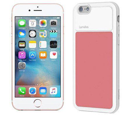 iPhone 6s mit 16GB in Rosegold + Cover nach Wahl für 349,95€ (statt 569€)   B Ware!
