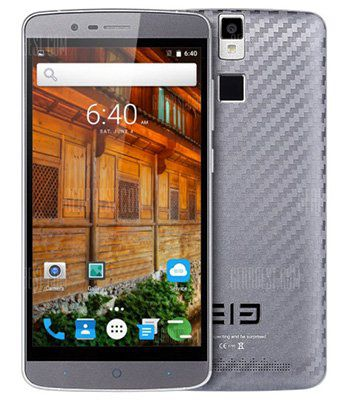 Abgelaufen! Elephone P8000   5,5 Zoll Full HD Smartphone mit 3GB Ram, 16GB + LTE Band20 für 92,13€ (statt 123€)