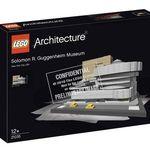 Lego Architecture (21035) – Solomon R. Guggenheim Museum für 50,99€ (statt 59€)