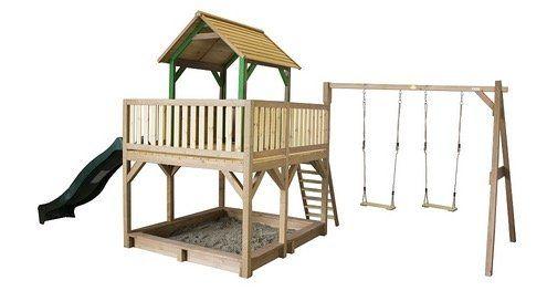 20% Rabatt auf ausgewählte Spielhäuser bei Toysrus   z.B. Sunny Lodge XXL für 386,94€ (statt 435€)
