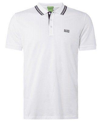 Boss Green Poloshirt mit Logo Stickerei im Brustbereich für nur 39,99€