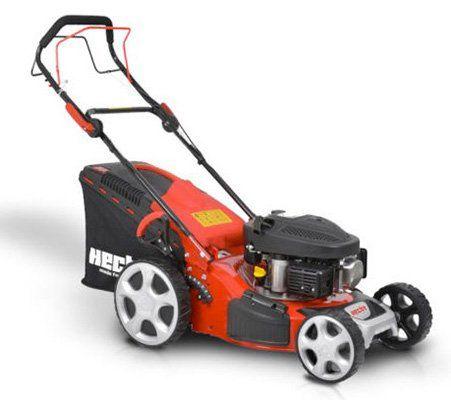 Hecht 543 SW   selbstfahrender Benzin Rasenmäher (43cm) für 179,10€