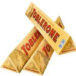 7,56kg Toblerone Original Schokolade für 57,93€ – nur 0,76€pro 100g!