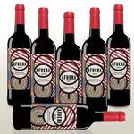 Afuera Tinto 6 Flaschen trockener spanischer Rotwein für 25€
