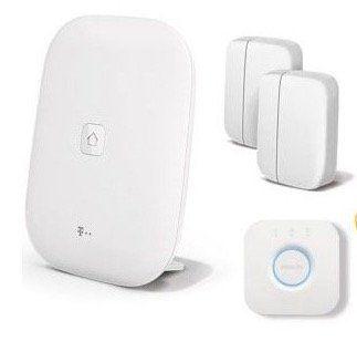 Magenta SmartHome Alarmsystem + Philips Hue + 24 Monate App Lizenz für 279,99€