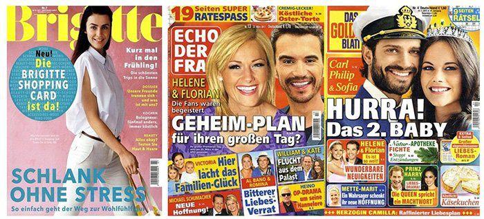 GRATIS Zeitschriften Abos zum Muttertag! Keine Kündigung notwendig!