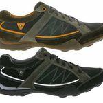 Ross & Cole Herren Echtleder-Sneaker für 24,99€ (statt 38€)