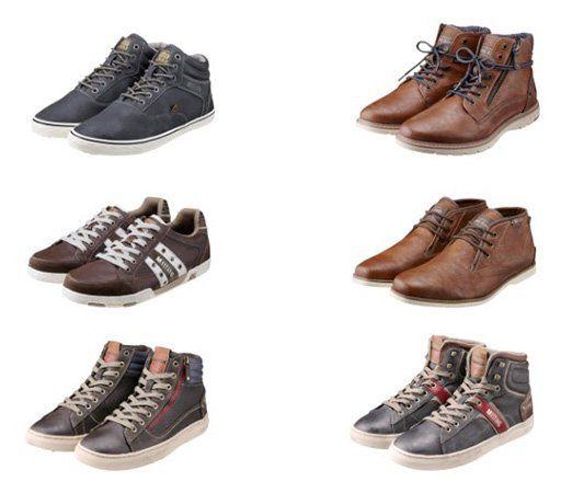 Auf alle Mustang Schuhe & Accessoires 20% Extra Rabatt
