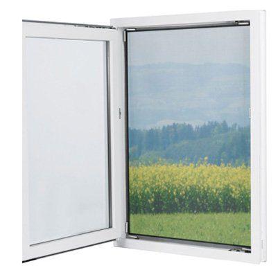 EASYmaxx Fenster Moskitonetz mit Magnetbefestigung für 13,99€ (statt 25€)