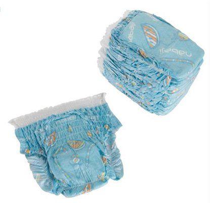12er Pack Baby Schwimmwindeln (6 12kg oder 11 18kg) für 3,99€ (statt 8€)