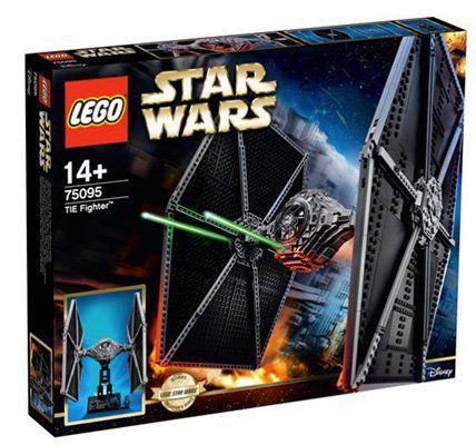 Schnell? Lego Star Wars   TIE Fighter für 119,99€ (statt 163€)