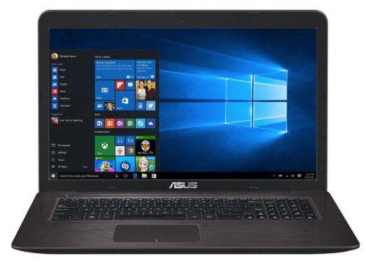 Asus F756UV TY122T   17,3 Zoll Notebook mit 128GB SSD + 1TB HDD + Win 10 für 599€ (statt 677€)