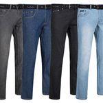 Pierre Cardin Straight Fit Jeans mit Gürtel für 32,99€ (statt 44€)