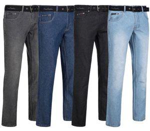 Pierre Cardin Straight Fit Jeans mit Gürtel für 32,99€ (statt 49€)