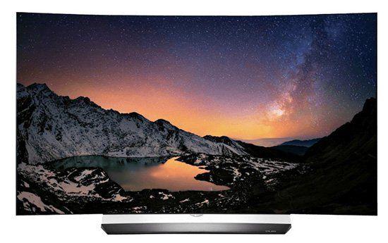 LG OLED 55C6D   55 Zoll OLED 4k Curved Fernseher für 1.999€ (statt 2.599€)