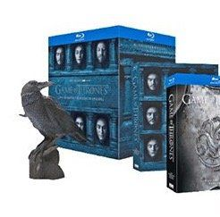 Game of Thrones Staffel 6 auf Blu ray als Exklusive Edition mit Figur für 39,99€ (statt 60€)
