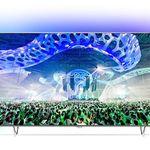 Philips 65PUS7601 – 65 Zoll 4k Fernseher mit 3-seitigem Ambilight für 1.987,90€ (statt 2.431€)