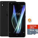 Ausverkauft! BQ Aquaris X – 5,2 Full HD Smartphone mit 32GB + 64GB Speicherkarte für 239,20€ (statt 320€)