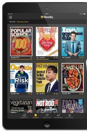 1 Monat Readly Magazin Flatrate gratis für Neukunden (statt 10€)   Über 2.000 Magazine