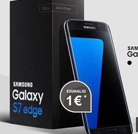 otelo XL mit 3GB + Galaxy S7 Edge für nur 29,99€ mtl.