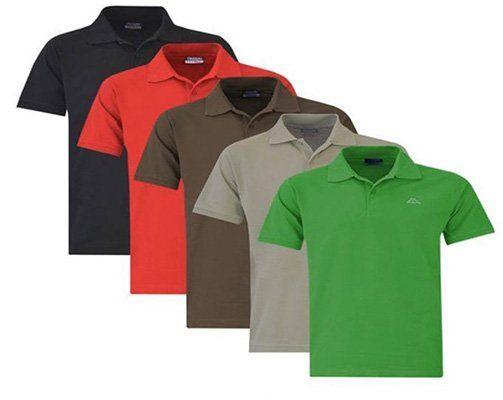 Kappa Herren Kurzarm Poloshirts aus 100% Baumwolle für je 11,95€ (statt 17€)
