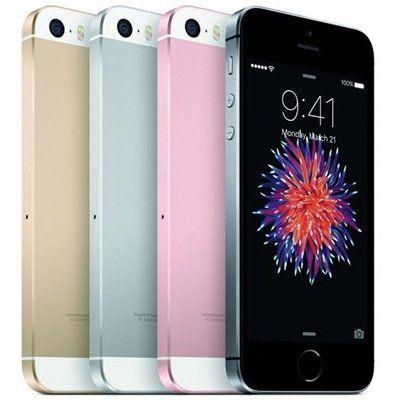 Apple iPhone SE 128GB in Spacegrau für 429,90€ (statt 473€)