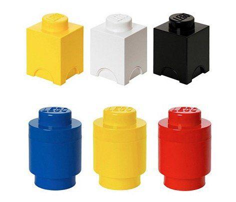 Lego Sale bei vente privee   z.B. 3er Set Aufbewahrungsboxen ab 19€ (satt 30€)
