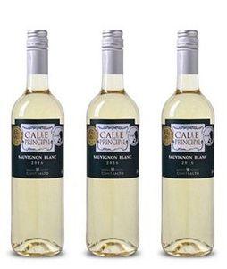 12 Flaschen Calle Principal Sauvignon Blanc Weißwein 2018 für 43,88€ inkl. Lieferung