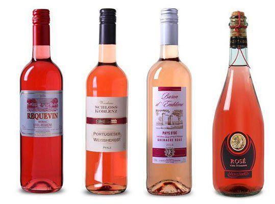 Rosé Weine ab 3,99€pro Flasche bei Weinvorteil   6 Flaschen MBW!