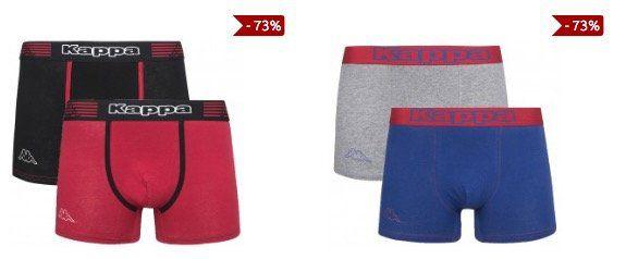 Unterwäsche Sale bei Outlet46 + VSK frei   z.B. 2er Pack Pierre Cardin Boxershorts für 5,99€ (statt 10€)