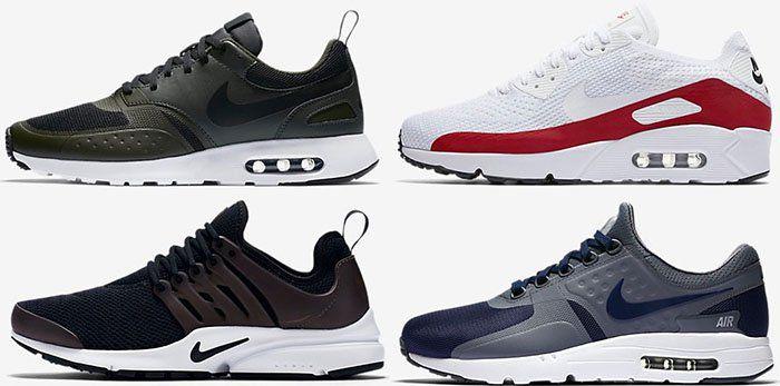 Knaller! Nike 50% Rabatt Sale + 30% Gutschein + VSK frei   z.B. Nike Air Max Vision für 58,78€ (statt 75€)