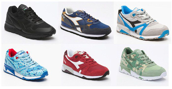 Großer Diadora Sale bei Vente Privee   z.B. Diadora K Run Sneaker ab 25,90€ (statt 40€)