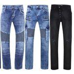 Tazzio Fashion Herren Jeans (Destroyed, Mollela, Biker & Joe) für je 22,99€ (statt 30€)