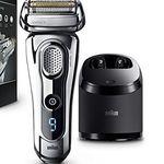 Braun Series 9 9296cc – Elektrischer Rasierer mit Reinigungsstation für 199,99€ (statt 285€) + 40€ Cashback