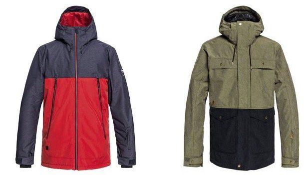 Quicksilver Skijacken bis  50% reduziert + 70% Gutschein   z.B. Horizon Schneejacke nur 81€ (statt 110€)